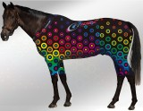 EQUINE ACTIVE  SUIT PRINTED BULLSEYE