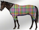 EQUINE ACTIVE  SUIT PRINTED RAINBOW