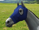 EQUINE COMPRESSION HOOD BLUE