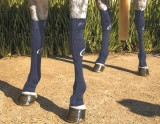 EQUINE COMPRESSION SOCK GREY