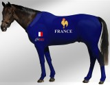 EQUINE SUIT PRINTED FRANCE