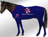 EQUINE SUIT PRINTED GREAT BRITAIN