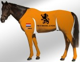 EQUINE SUIT PRINTED NETHERLANDS-SUIT
